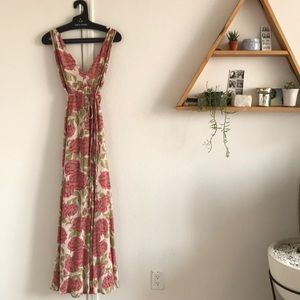 Reformation Maid of Honor dress